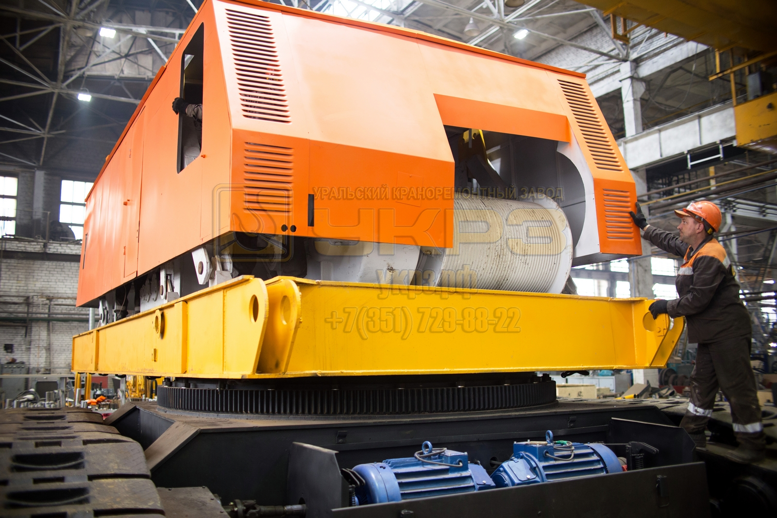 Технический цикл заводского капитально-восстановительного ремонта