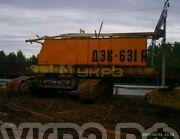 Гусеничный кран ДЭК-631 Братск
