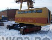 б/у восстановленный гусеничный кран ДЭК-251 в Екатеринбурге