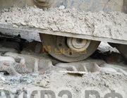 Гусеничный кран РДК Иркутск