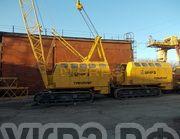 б/у восстановленный гусеничный кран РДК в Иркутске