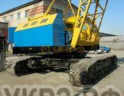 б/у восстановленный гусеничный кран МКГ-25 в Искитиме Новосибирской области