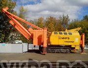 б/у восстановленный гусеничный кран РДК теперь трудится в Казани