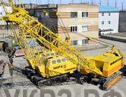 б/у восстановленный гусеничный кран ДЭК-251 в Кемерово