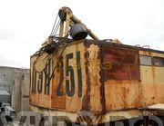 Гусеничный кран ДЭК-251 Кемерово