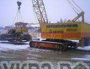 б/у восстановленный гусеничный кран ДЭК-251 в Коротчарово