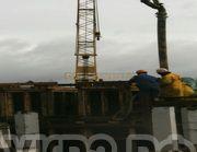 б/у восстановленный гусеничный кран РДК теперь трудится в Краснодаре
