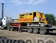 б/у восстановленный гусеничный кран ДЭК-251 в Москве