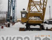 б/у восстановленный гусеничный кран ДЭК-631 в Москве