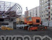 б/у восстановленный гусеничный кран ДЭК-631 в Норильске