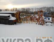 Гусеничный кран РДК Новосибирск