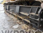 б/у восстановленный гусеничный кран РДК в Омске