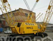 б/у восстановленный гусеничный кран РДК в Санкт-Петербурге