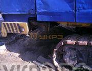 Гусеничный кран РДК Тобольск
