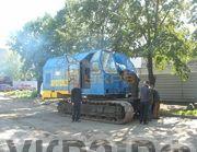 б/у восстановленный гусеничный кран РДК в Тобольске