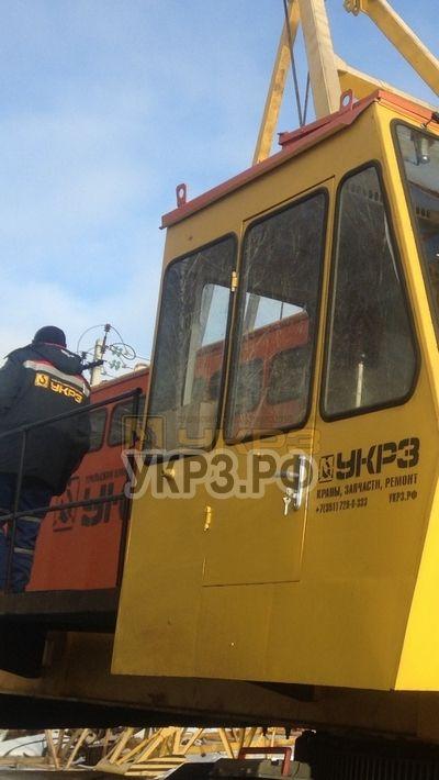 Гусеничный кран ДЭК-631А Кап. ремонт