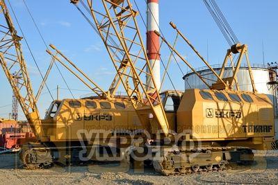 Гусеничные краны РДК-250