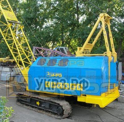 Кран РДК-250 УКРЗ