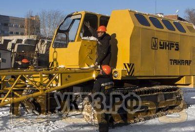 Монтаж РДК 250 в БСИ (с маневровым гуськом)